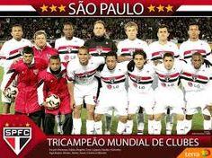 São Paulo Futebol clube -  Tri Campeão Mundial de Clubes