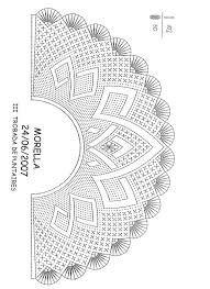 Výsledok vyhľadávania obrázkov pre dopyt bobbin lace fan pattern