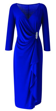 Plus size party dresses for baby boomer women over 40, 50, 60 - read article by clicking http://boomerinas.com/2012/10/holiday-party-dresses-christmas-red-not-only-choice/