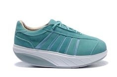 MBT Wave Turquoise Women's Casual Shoes