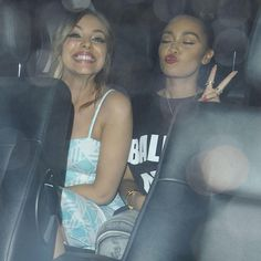 """Little Mix Updates  on Instagram: """"Jade and Leigh-Anne leaving Hakasan Restaurant in London last night // July 13th."""""""