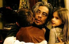 "21 Grams - 2003 - ""the weight of a chocolate bar, the weight of a hummingbird"""