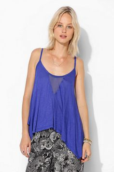 Cato Fashions Plus Size Angel Sleeve Lace Top Kimchi Blue Shimmer Cami