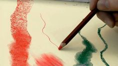 introduction to different types of pastels - great basic guide to understanding art pastels