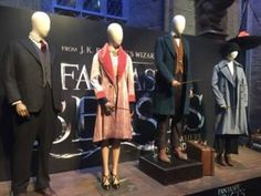 Fantastic Beasts Costumes 1