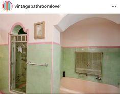 Retro Bathrooms, Alcove, Bathtub, Standing Bath, Bathtubs, Bath Tube, Rustic Bathrooms, Bath Tub, Tub