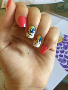 My nails for today