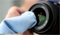 How to Clean a Lens the Right Way - amen and then some.