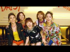 [MV] Oh! My God by Girl's Day.    Nice upbeat song with quirky sound effects.