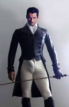 bulges, musclemen, lycra ... has someone been photoshopping Lord Gandy?