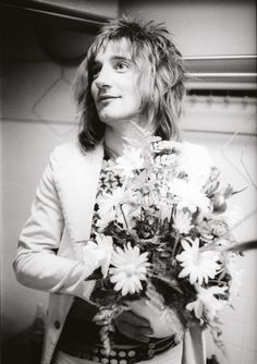 Rod Stewart, c. 1972 - The Cut