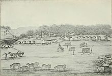 Fort Dodge, Iowa - Wikipedia, the free encyclopedia - I believe this is one of Major William William's drawings.  He was my great great grandfather.