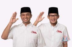 KPUD DKI Resmikan Anis-Sandi sebagai Gubernur-Wagub Terpilih DKI Jakarta