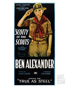 size: Giclee Print: Scotty Of The Scouts - 1926 Wall Art : This exceptional art print was made using a sophisticated giclée printing process, which deliver pure, rich color and remarkable detail. Minimalist Graphic Design, Framed Artwork, Wall Art, Steel Art, People Art, Designs To Draw, Printing Process, Find Art, Giclee Print