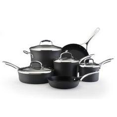 KitchenAid Gourmet Hard Anodized Nonstick 10-Piece Cookware Set Review