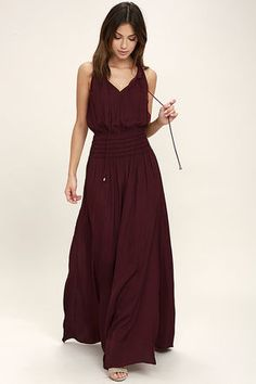 Burgundy Dresses, Maroon Dresses, Burgundy Clothing|Lulus