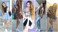 Back to School: Outfits of the Week! by StilaBabe09/Meredith Foster
