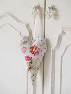Romantic French Heart Sewing Pattern Download - Digital Patterns and Projects