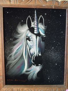 space unicorn!