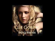 Ellie Goulding - Lights (Ming Remix)
