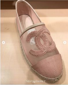 innovative design 1a6f8 f0d0b Chanel Spring Summer 2019 Act 1 Espadrilles   Spotted Fashion Espadrilles
