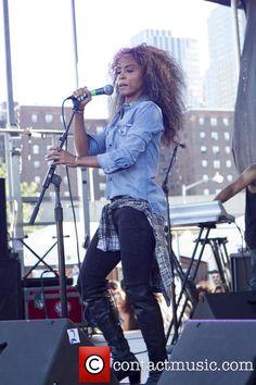 Jada Pinkett Smith, Wicked Wisdom, Afro Punk Festival at Commodore Barry Park Fort Greene, Brooklyn NY - Saturday August 24, 2013