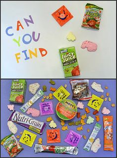 Super easy DIY I Spy Book for kids!