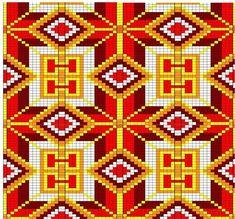 zijkant mochilla look a like patroon