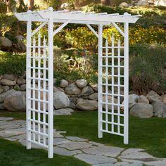 Trellis Design. walkway trellis: Build A Wooden Garden Arbor Steps Pictures Also Trellis Diy Walkway Trellis ~ Dncedaily