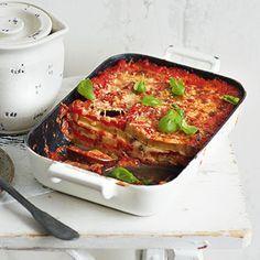 Parmigiana di Melanzane Rezept | Küchengötter