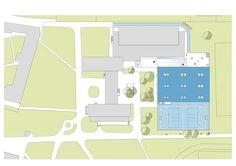 Galeria - Centro Esportivo Blue Box / Hofrichter-Ritter Architekten - 21