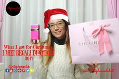 #nuovovideo ora #online Quali #regali ho ricevuto per #Natale? --->What I got for Christmas – I MIEI REGALI DI NATALE 2017 #stephanieclub