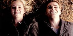 The Romantic Evolution of Stefan and Caroline's Relationship Caroline and Stefan GIFs From The Vampire Diaries Vampire Diaries Stefan, Vampire Diaries The Originals, Serie The Vampire Diaries, Ian Somerhalder Vampire Diaries, Vampire Diaries Seasons, Stefan E Caroline, Caroline Forbes, Candice King, Movies And Series