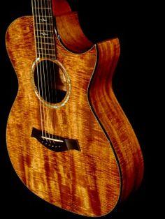 Richie Sambora Taylor K22 acoustic guitar