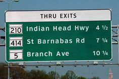 On Tuesday, AAA Mid-Atlantic released troubling figures about a three-lane highway between Southeast D.C. and Indian Head, Maryland.