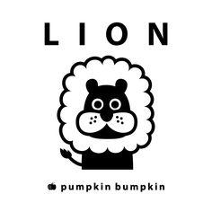 Lion, pumpkin bumpkin