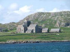 Isle of Iona, Scotland.  April 2011