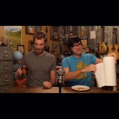 Rhett And Link Are Awesome!! — rhettandlinkareawesome:   GMM is back in less than...
