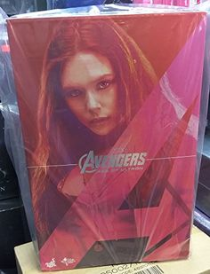 Hot Toys 1/6 MMS301 Avengers Age of Ultron Scarlet Witch ...