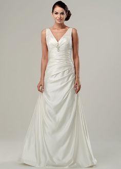 Destiny - Wedding Dress By Rosetta Nicolini - Berketex Bride £799