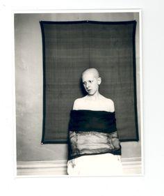 CLAUDE CAHUN | Self portrait | 1920