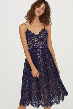 Wedding Guest Outfit: The Most Beautiful Dresses - Wedding Guest Outfit - . Spring Dresses, Prom Dresses, Formal Dresses, Hot Dress, Lace Dress, Most Beautiful Dresses, Sequin Party Dress, Clothing Sites, Blue Lace