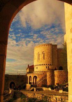 Kruja's Castle, Albania.