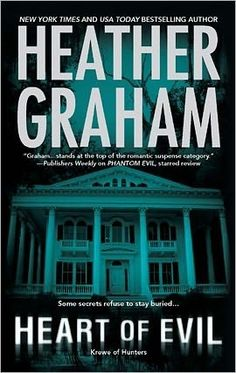 Heart of Evil (Krewe of Hunters #2) by Heather Graham