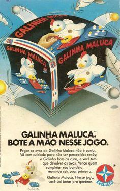 Jogo Galinha Maluca #nostalgia