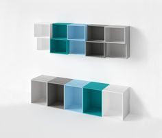 Since 2007, Cubit®, the label for modular furniture systems, has been offering designer shelving of exceptional functionality, material quality and..