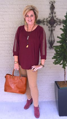 50 IS NOT OLD | SKINNY PANTS AND BOOTIES