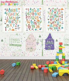 Постер в детскую