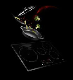 Estufas de Inducción Teka ,cocina rápido y economiza energía con una estufa de inducción