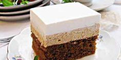 Coca-Cola kolač Cake Cookies, Food Pictures, Vanilla Cake, Coca Cola, Rum, Sweets, Desserts, Recipes, Baking